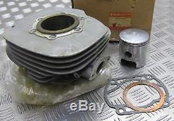 Suzuki Ts250 1971-1975, Nouveau Cylindre D'oem Avec Le Piston Et Les Joints, 11210-30000