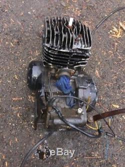 Suzuki Ts250-4 Carburateur Moteur & Échappement 1979 Numéro De Moteur Ts2504-23621