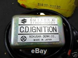 Suzuki Ts250 C. D. I. 1971-76 Nos Ts185 CDI 1971-76 Allumeur Ignition 31900-30020