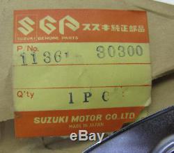 Suzuki Ts250 / Rl250 1973-1976, Nouveau Couvercle De Pignon D'origine, 11361-30300