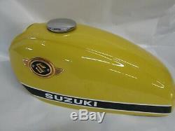 Suzuki Ts250 Show Qualité Ensemble Réservoir Carburant Et Réservoir Huile Ensemble 1969 -1970