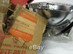 Suzuki Ts250 Ts185 Ts400 T125 Tc120 Signe Phare Assy 1969-1972 35100-20610