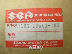 Suzuki Ts250x 1984, New Damper Fourche D'origine Avant Assy Droit, 51103-13a01-19f