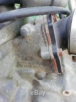 Suzuki Ts250x Moteur Watercooled Barn Trouver