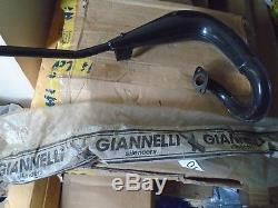 Suzuki Ts50er Giannelli Pipe Avant Neuf Ancien Stock