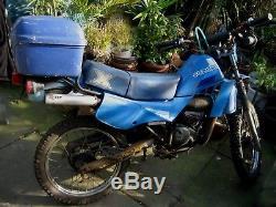 Suzuki Ts50sx 50cc Trials Motorbike A Besoin De Réparations. Nwc London