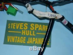 Suzuki Ts50x, Câblage Loom / Harnais 36610-13644 / 36610-13721.1994. Etc