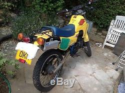 Suzuki Ts50x Ts50 Essais Cyclomoteur 16 Lerner