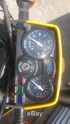 Suzuki Tsr125 / Ts125r 1989, Lance-pierre, Enduro / Double Sport