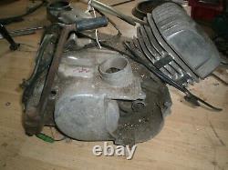 Suzuki/ts/100/engine/classic/vintage/project/barn Find/restoration/disc Valve/