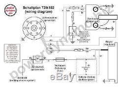 Système D'allumage Powerdynamo Vape Stator Suzuki Tm 400 Ts 400 Système CC 51oz