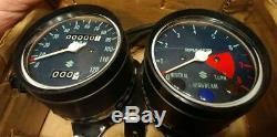 Tachymètre De Compteur De Vitesse Suzuki Ts400 Oem Nos Ts-400 1972 1977 Htf 34100-32620