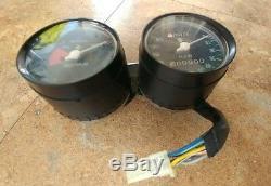 Tachymètre De Compteur De Vitesse Suzuki Ts400 Oem Nos Ts-400 1972 1977 Rare 34100-32620