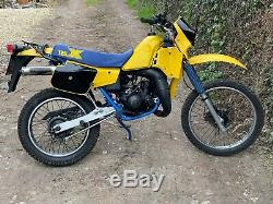 Vélo Suzuki Ts125x Tsx125 Classique Uk