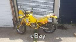 Vente Flash £ 1650 Suzuki Tsr125 / Ts125r 1989, Fronde, Enduro / Dual Sport