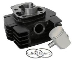 Zylinder Kit 41mm Inklusive Kolben Für Suzuki Ts 50 X Tsx